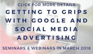 Google social media advertising strategy help