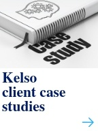 Kelso client case studies page