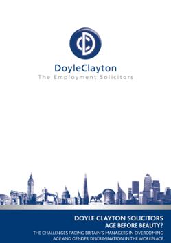Doyle Clayton - employment law specialists - thought leadership report