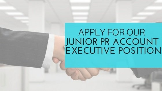 Public Relations Executive job Thames Valley