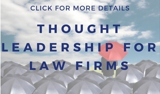 thought leadership for law firms