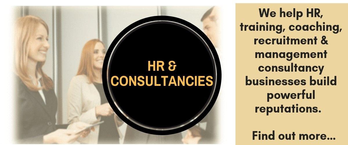 pr for management consultants