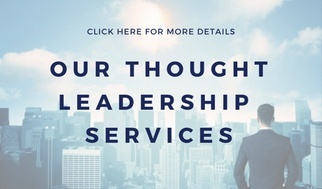 Our thought leadership services