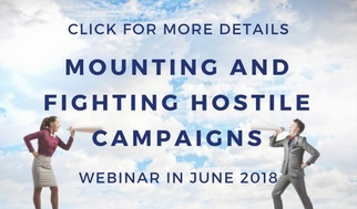 Mounting and fighting hostile campaigns