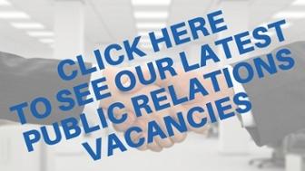 Public Relations Vacancies Oxfordshire