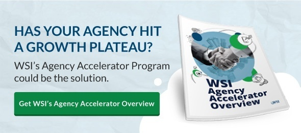WSI Agency Accelerator Program