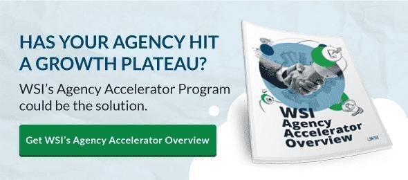 WSI Agency Accelerator Program