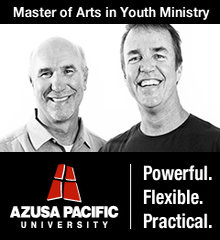 Azusa Pacific University Youth Ministry
