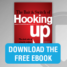 Get the Bait and Switch Of Hooking Up eBook now!