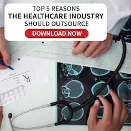 Top 5 Reasons the Healthcare Industry Should Outsource | Infinit-O