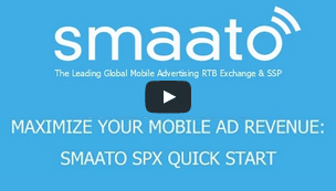 Maximize your mobile ad revenue: Smaato SPX Quick Start
