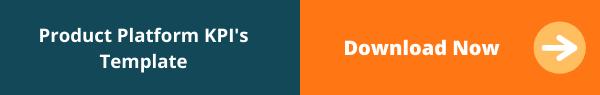 Product Platform KPI's Template