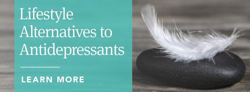 Lifestyle Alternatives to Antidepressants
