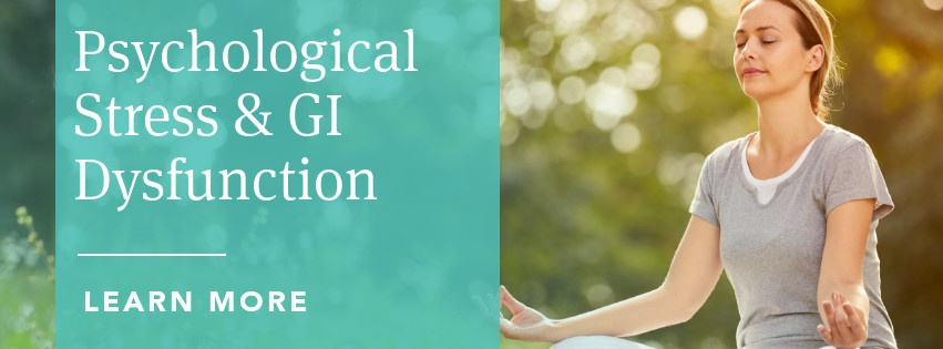 Psychologial Stress and GI Dysfunction