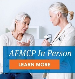 AFMCP In Person: Learn More