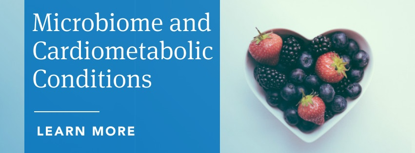 Microbiome and Cardiometabolic Conditions