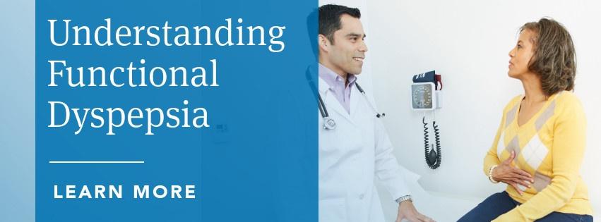 Understanding Functional Dyspepsia