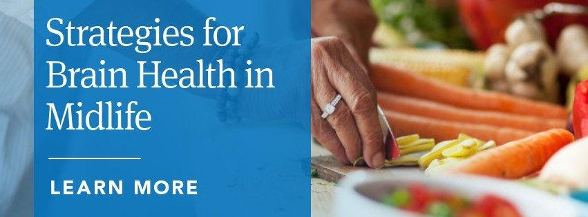 Strategies for Brain Health in Midlife