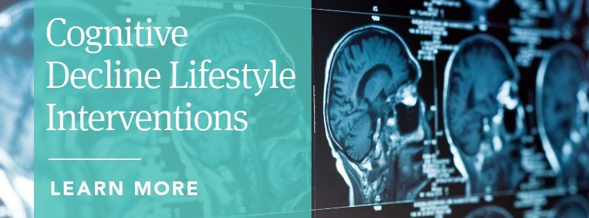 Cognitive Decline Lifestyle Interventions