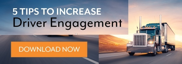 Transportation - 5 Tips to Increase Driver Engagement - C.A. Short Company