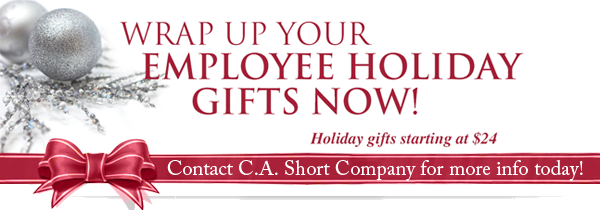 Holidays with C.A. Short Company