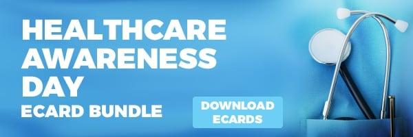 Healthcare Awareness Days eCard Bundle.