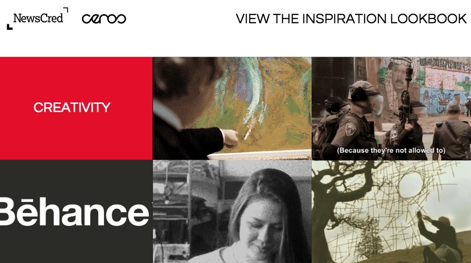 Content Marketing Inspiration Lookbook