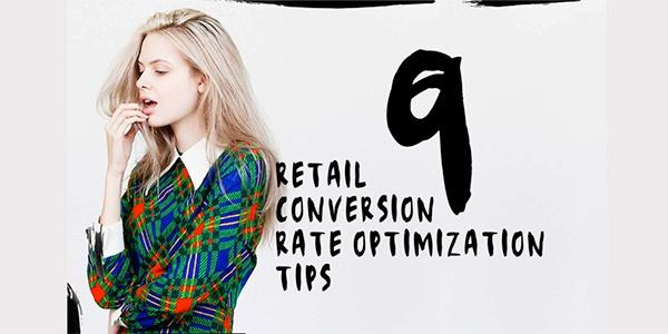 9 Retail Conversion Rate Optimization Tips eBook