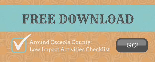 low impact activities in osceola county