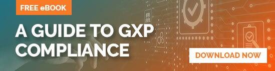 GxP Compliance Newsletter CTA