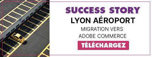 Téléchargez notre success story Lyon Aéroport
