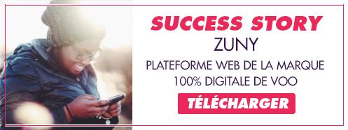 Téléchargez la success story Zuny