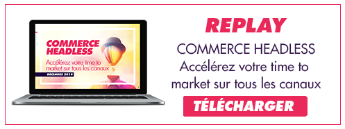 Replay webinar commerce headless