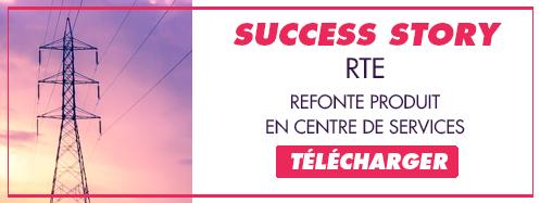 Télécharger la success story RTE