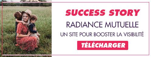 Téléchargez notre success story Radiance Mutuelle