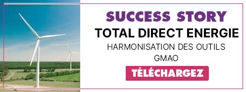 Téléchargez notre success story Total Direct Energie