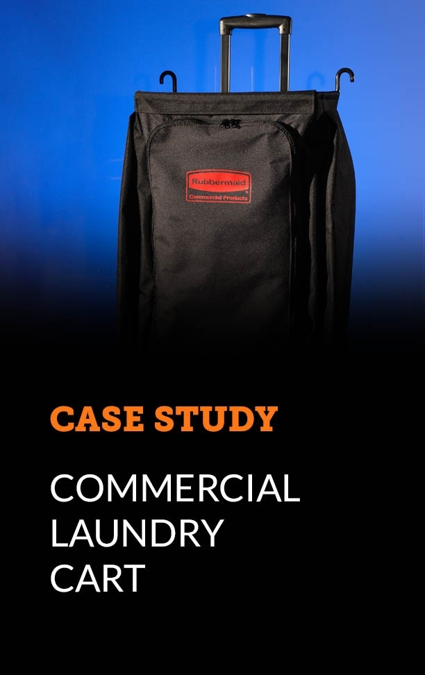 Case Study - Commercial Laundry Cart