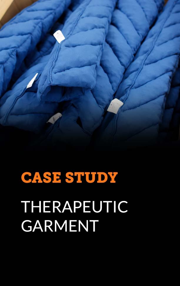 Case Study - Therapeutic Garment