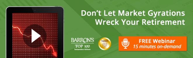 Don't Let Market Gyrations Wreck Your Retirement Image