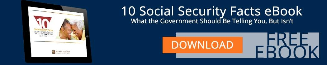 Free eBook: 10 Social Security Facts