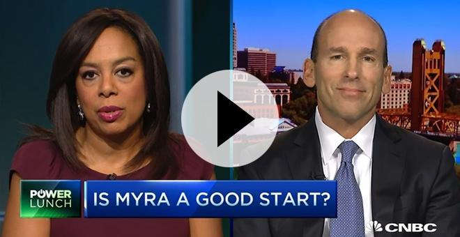 Scott Hanson on CNBC - Is myRA a good start?