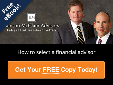 How to select a financial advisor