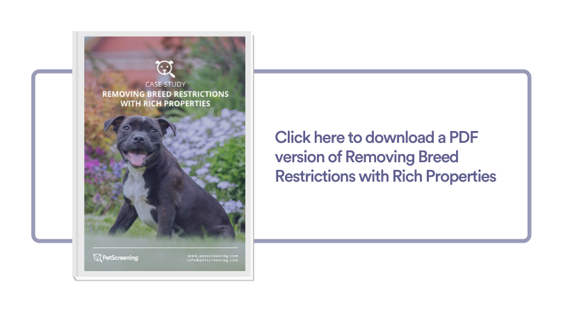 Click here to download a PDF version of Removing Breed Restrictions with Rich Properties