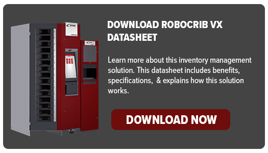Most Popular Inventory Management Solution | RoboCrib VX