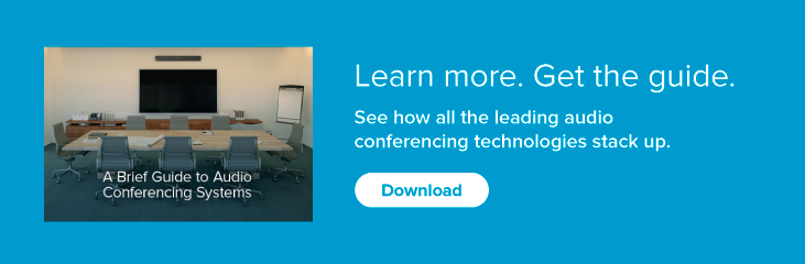 A Brief Guide to Audio Conferencing System