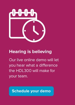 Schedule your HDL300 demo