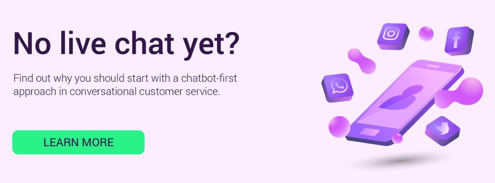 Chatbot VS Live Chat: How to Improve Customer Service? GetJenny Webinar