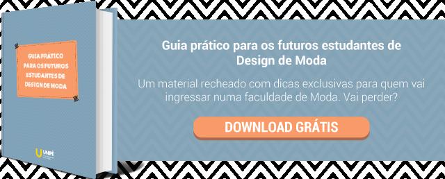 Guia prático para os futuros estudantes de Design de Moda