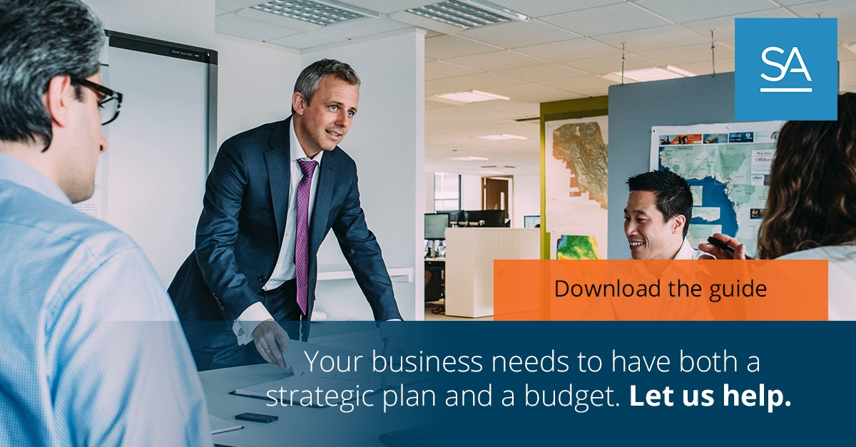 Make your strategic budget a priority