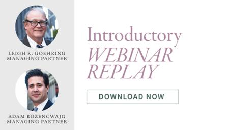 Goehring and Rozencwajg Intro Webinar Replay Q1 2018